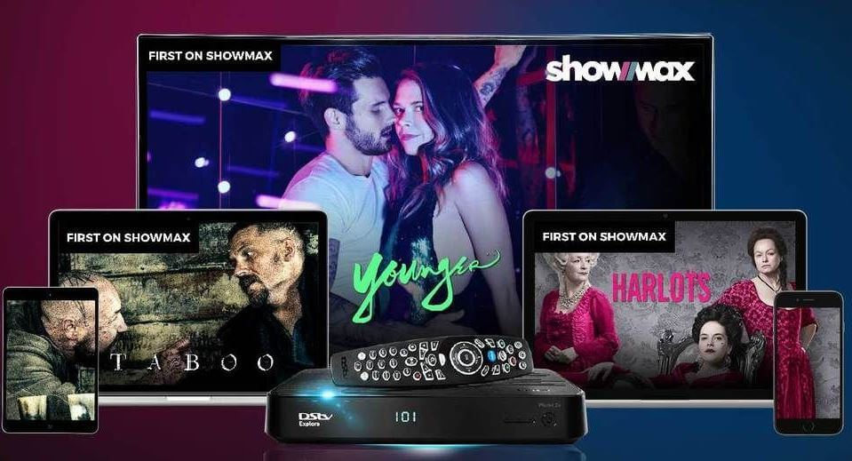 How to Get Showmax in South Africa