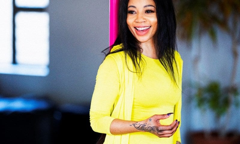 Life With Kelly Khumalo Showmax Series
