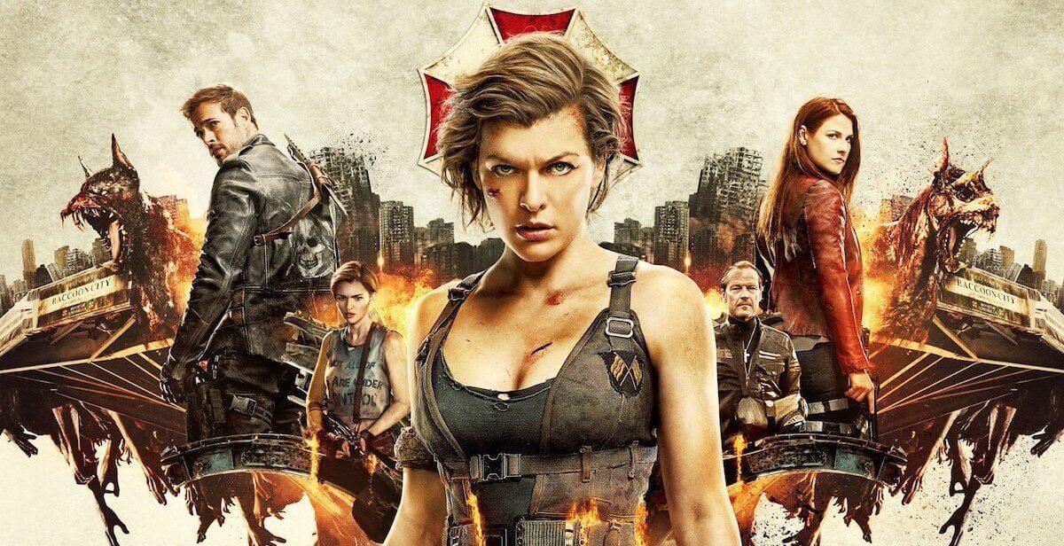 Live-Action Series Resident Evil Netflix