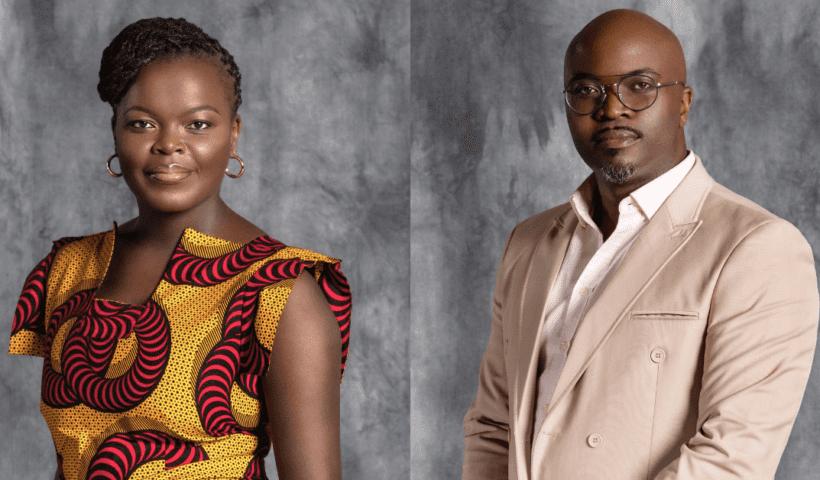 Netflix Dorothy Ghettuba and Ben Amadasun Durban FilmMart