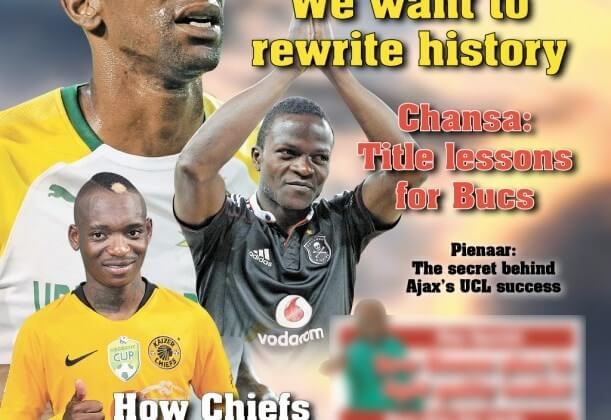 Soccer Laduma newspaper