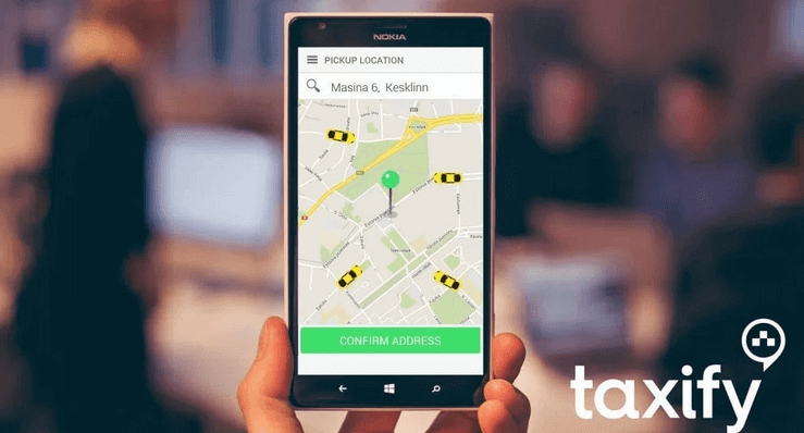 Taxify App in South Africa
