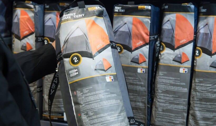 Camping making a comeback at Shoprite and Checkers