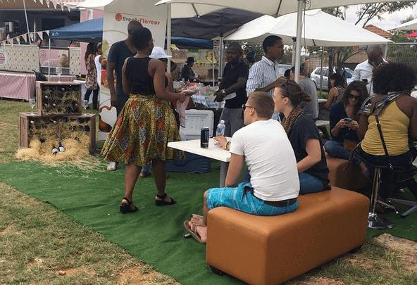 LoCrate Market in Soweto