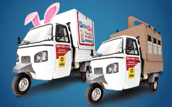 Pick n Pay Delivery Cost
