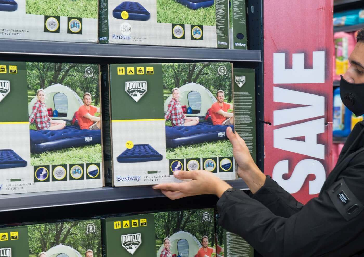 Shoprite and Checkers are gearing up for a bumper camping and outdoor season