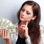 Survey reveals more women with money