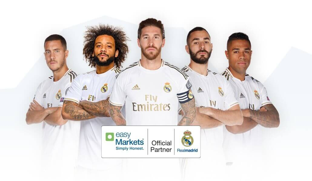 easyMarkets Real Madrid