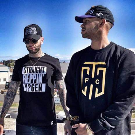 Chad Da Don and YoungstaCPT