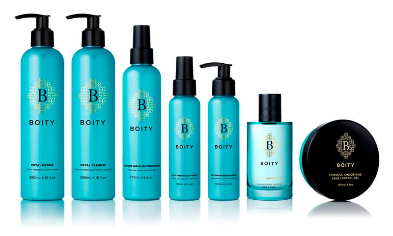 Boity Hair Product Range