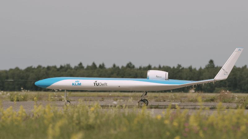 KLM and TU Delft
