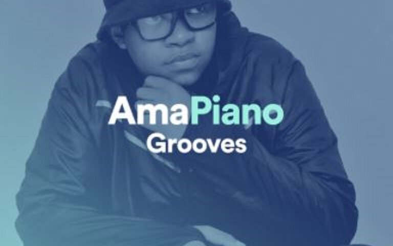 Spotify AmaPiano Grooves Cover with Gaba Cannal