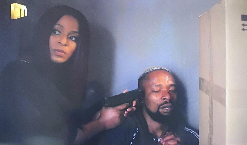 Thando holds Shaka hostage