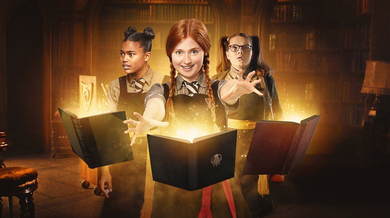 The Worst Witch Season 4 – Netflix Kids and Family