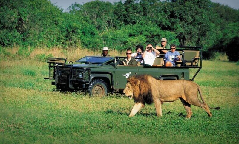 Tourism business South Africa