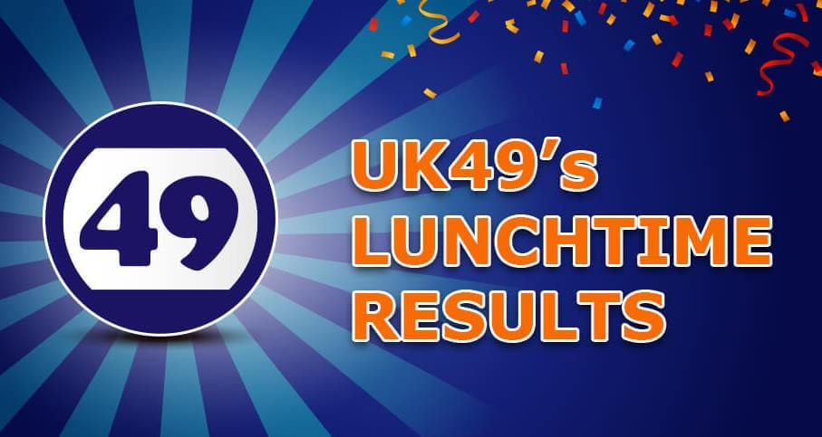 UK Lunchtime Results
