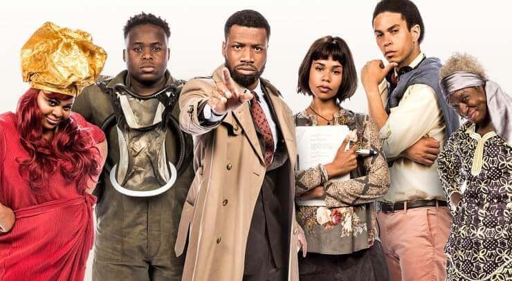 Famalam Season 3 Showmax