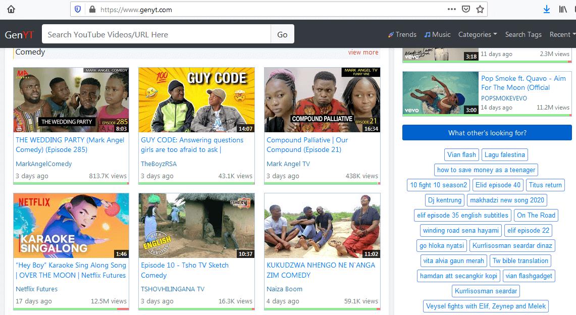 GenYouTube Download