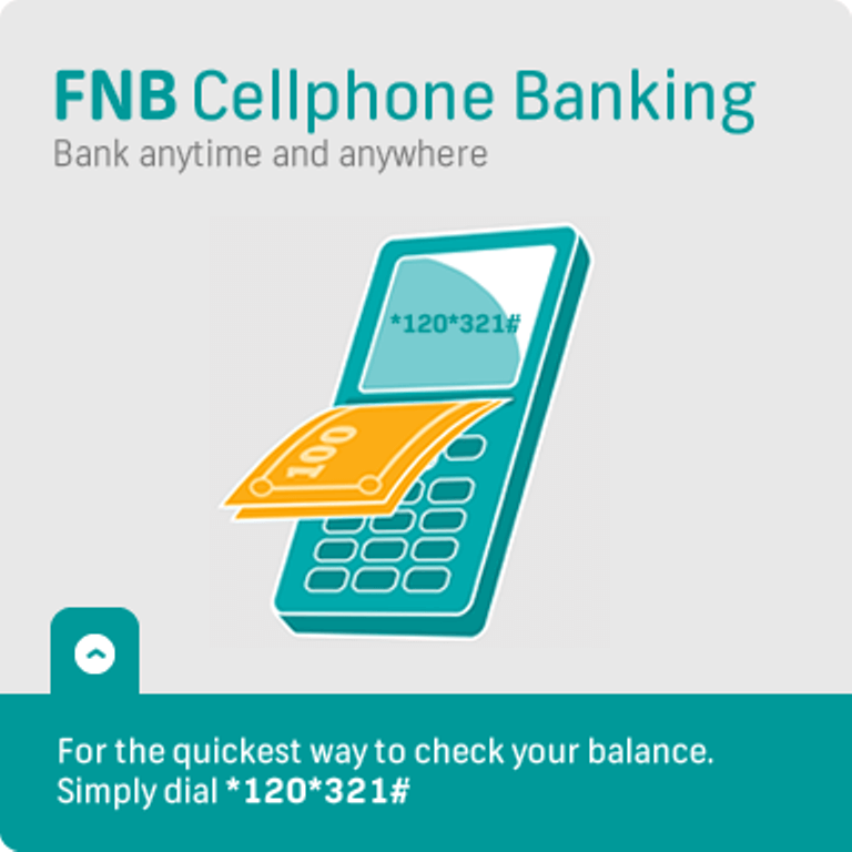 How to Register for FNB Cellphone Banking