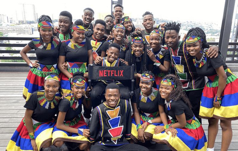 Ndlovu Youth Choir Netflix