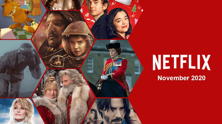 Netflix South Africa November Releases
