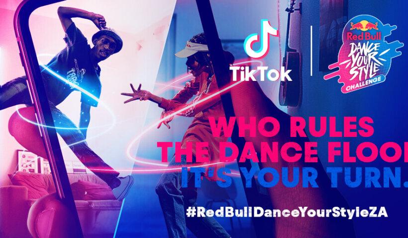 Red Bull Dance Your Style TikTok