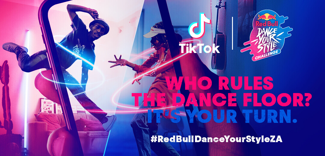 Red Bull Dance Your Style TikTok