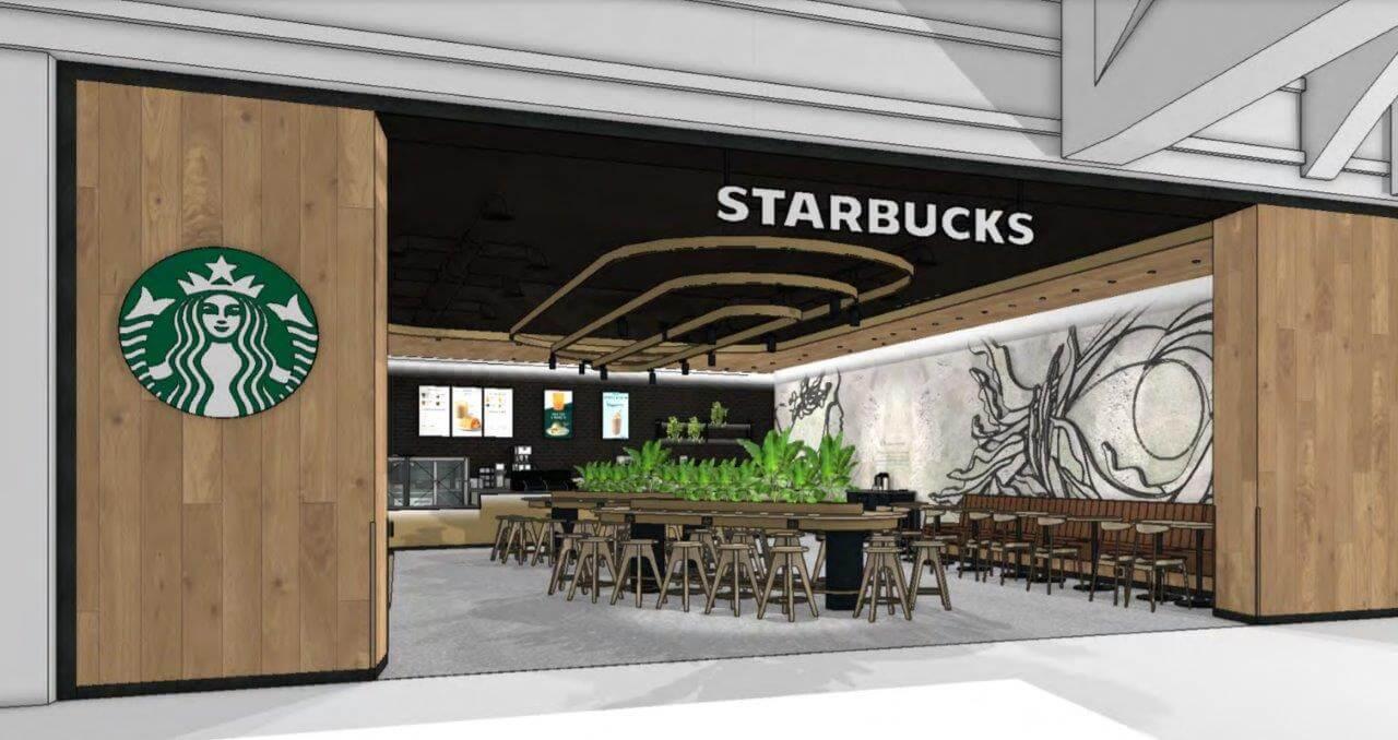 Starbucks in South Africa