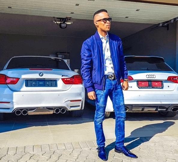 Successful Forex Trader Louis Tshakoane Junior