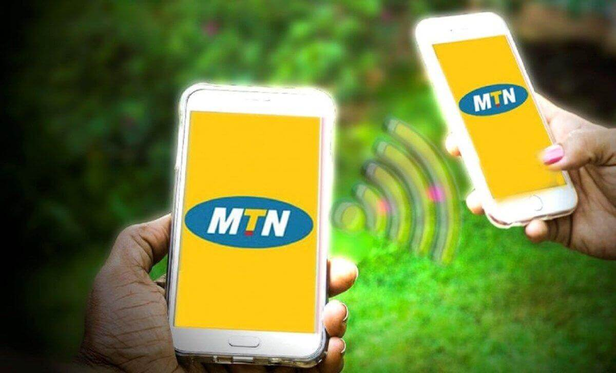 how to transfer airtime from mtn