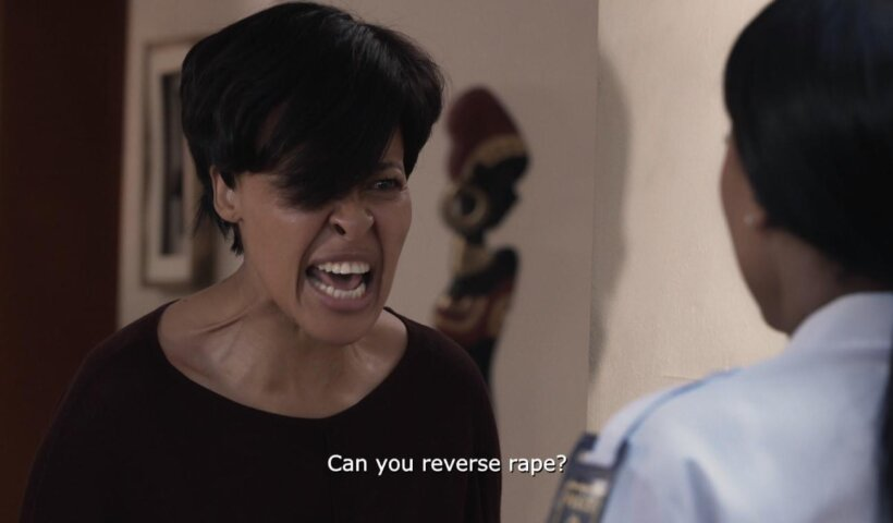 Can you reverse rape