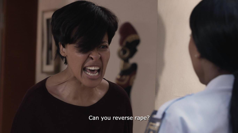 Can you reverse rape
