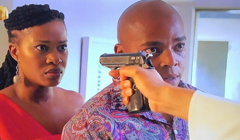 Goodness Gracious put the gun down Harriet