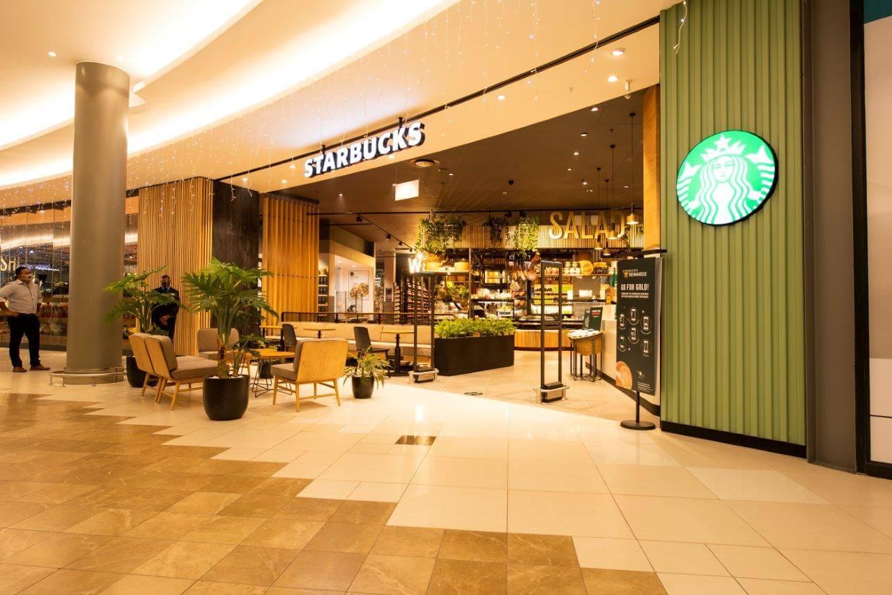 Starbucks FreshX Rosebank