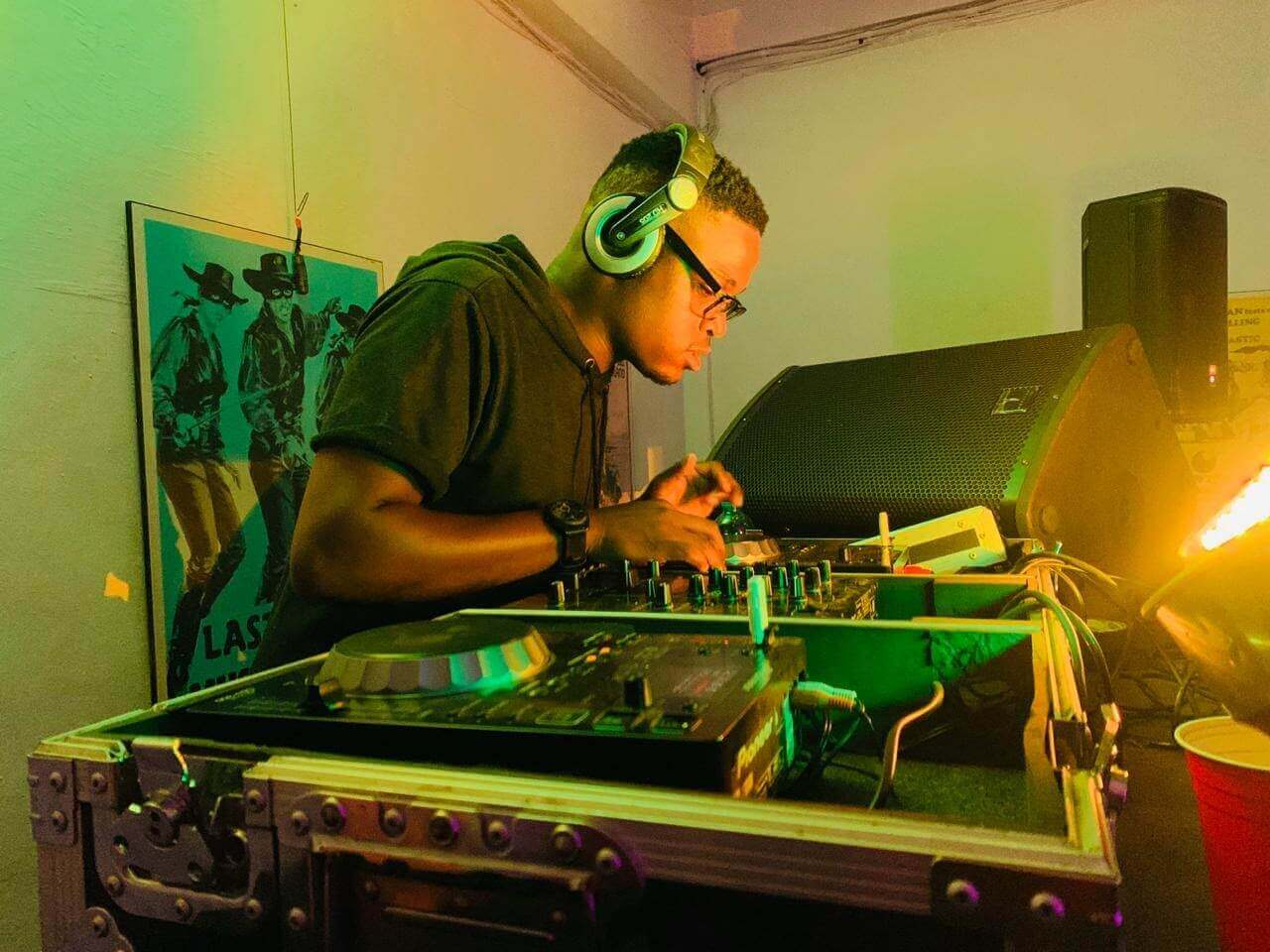 DJ Kwame
