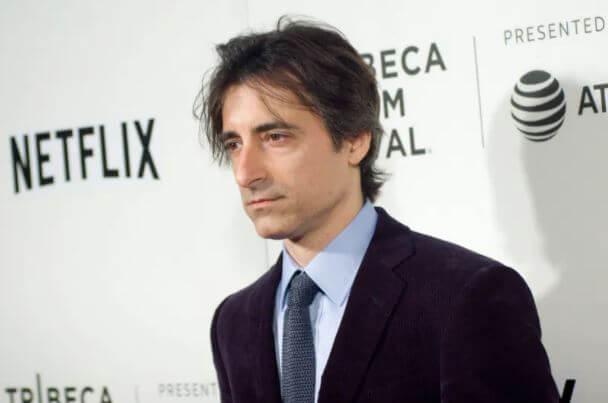 Filmmaker Noah Baumbach