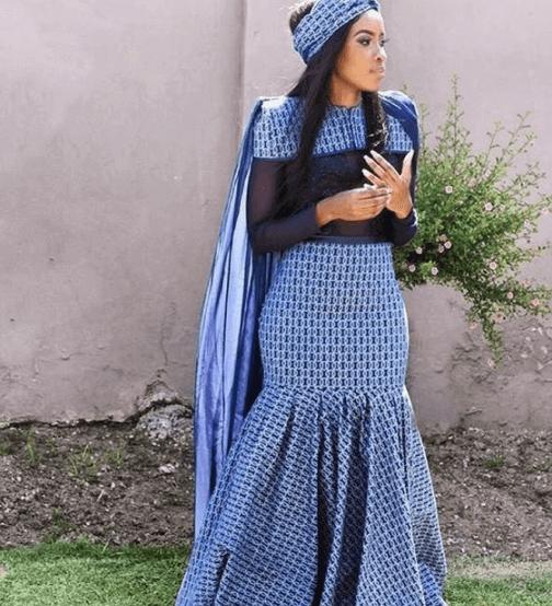 Goddess Shweshwe Wedding Dresses