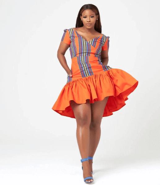 Khosi Nkosi Traditional Dresses
