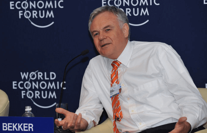 Koos Bekker richest person in South Africa