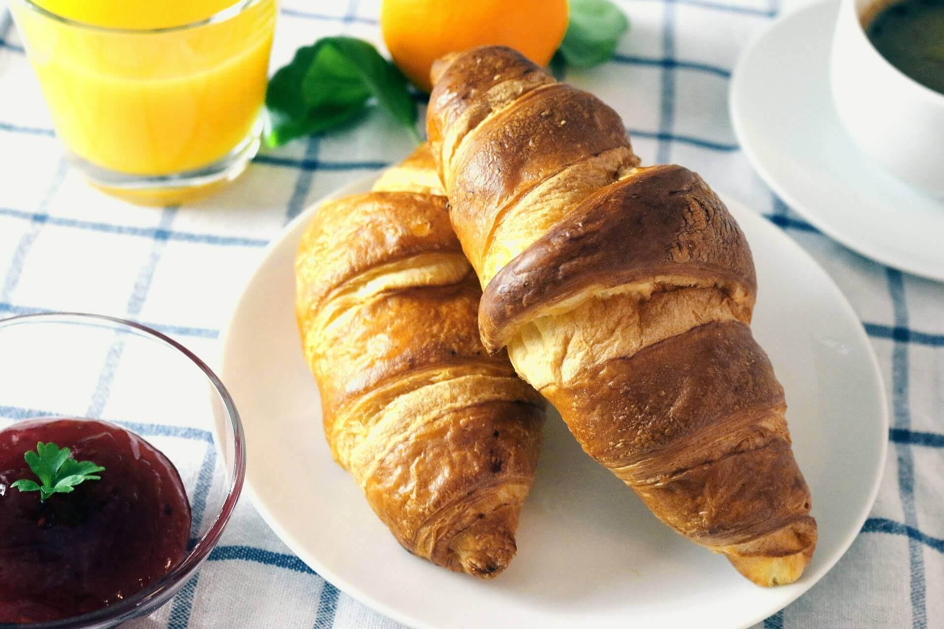 Kriya's Croissant photo