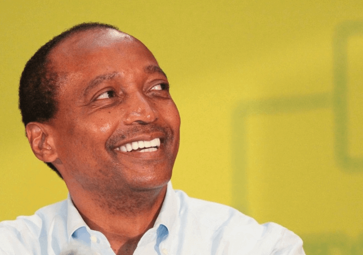 Patrice Motsepe South Africa's Richest Man