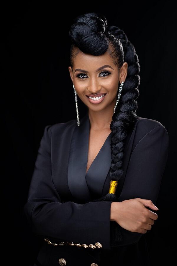 Sarah Hassan Showmax