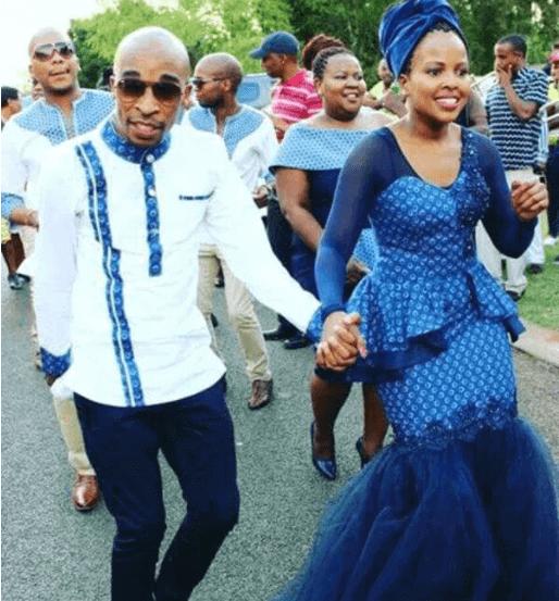 Tswana Wedding Dresses