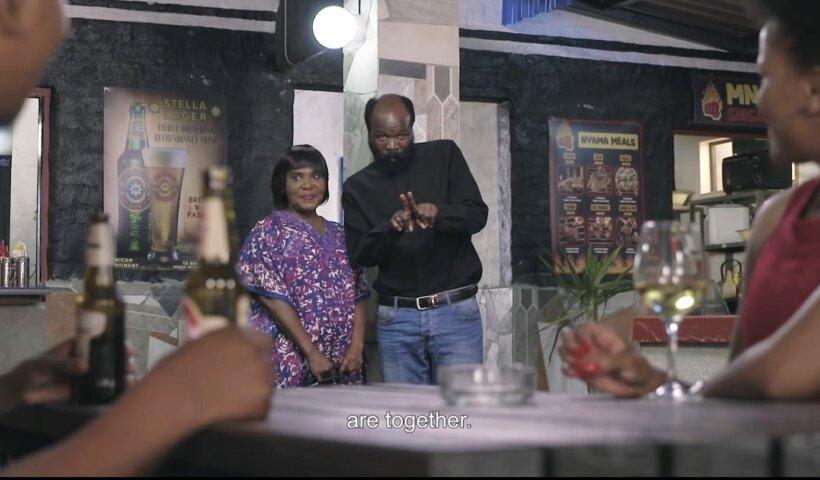 zodwa and Bongani