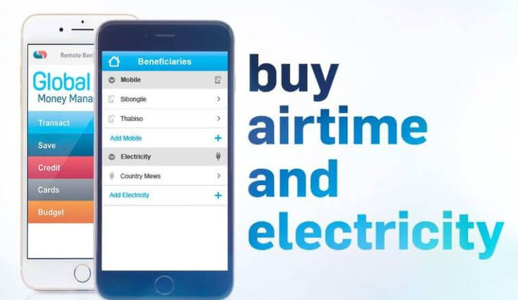 How to buy Airtime On Capitec