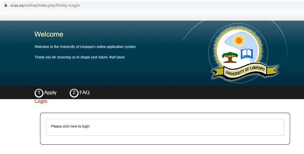 UL Application Status Check Tool