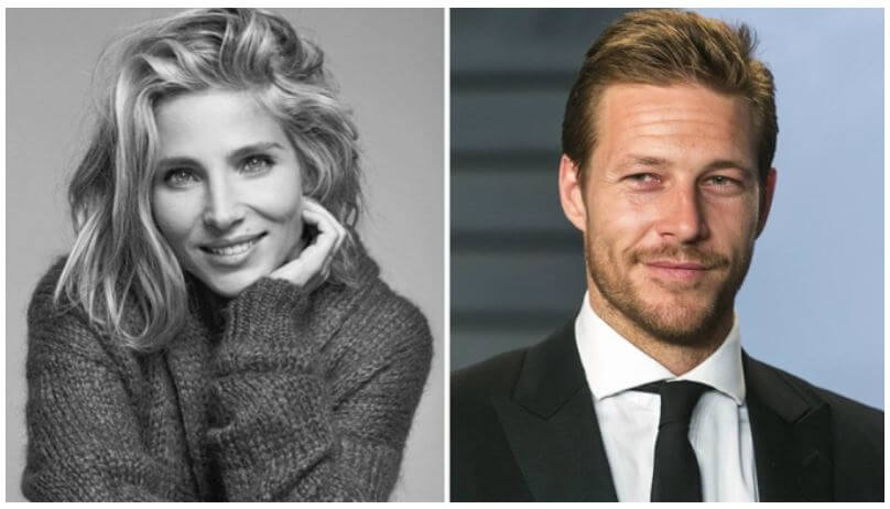 Elsa Pataky And Luke Bracey Netflix