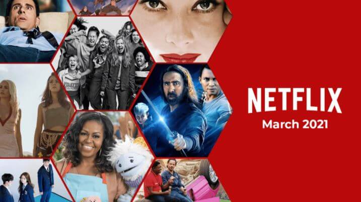 Netflix South Africa March 2021