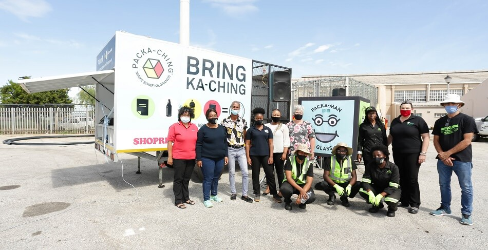 Packa-ching unit launch in New Brighton, PE