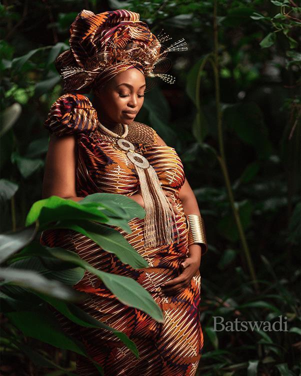Relebogile Mabotja Pregnant